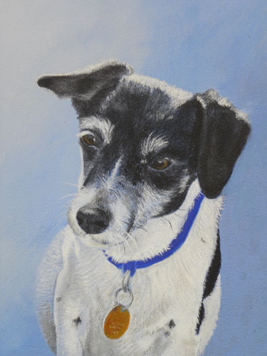 Jack Russell, Lucy